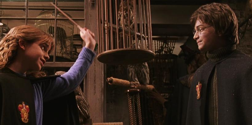 гарри поттер и тайная комната английская версия