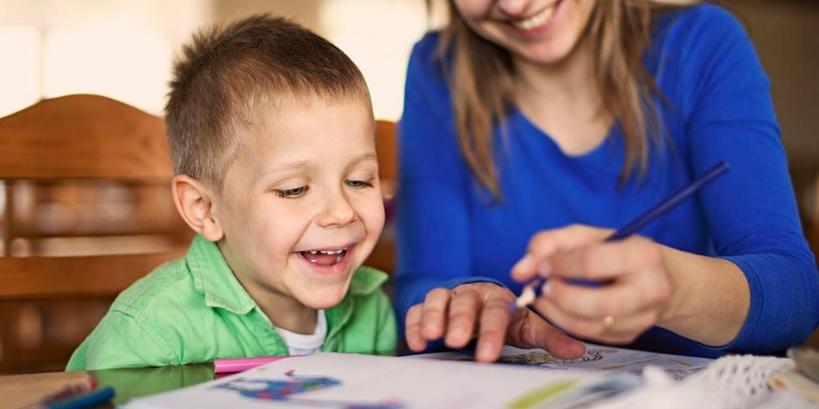 как заинтересовать ребенка английским языком