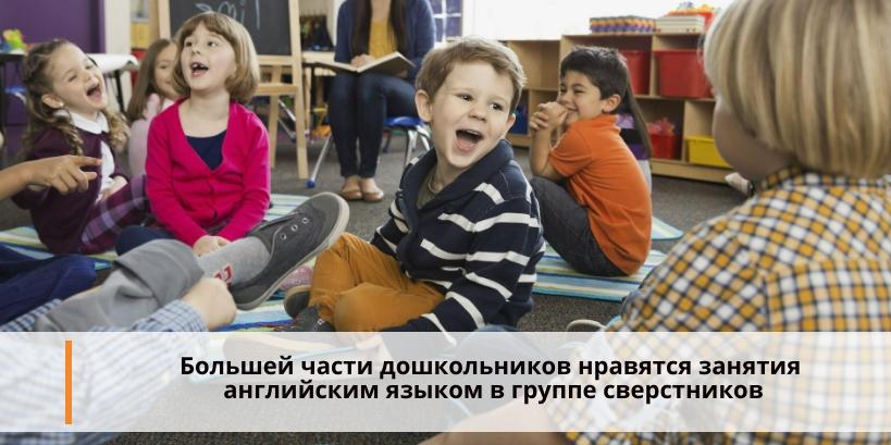 методика обучения английскому языку детей дошкольного возраста